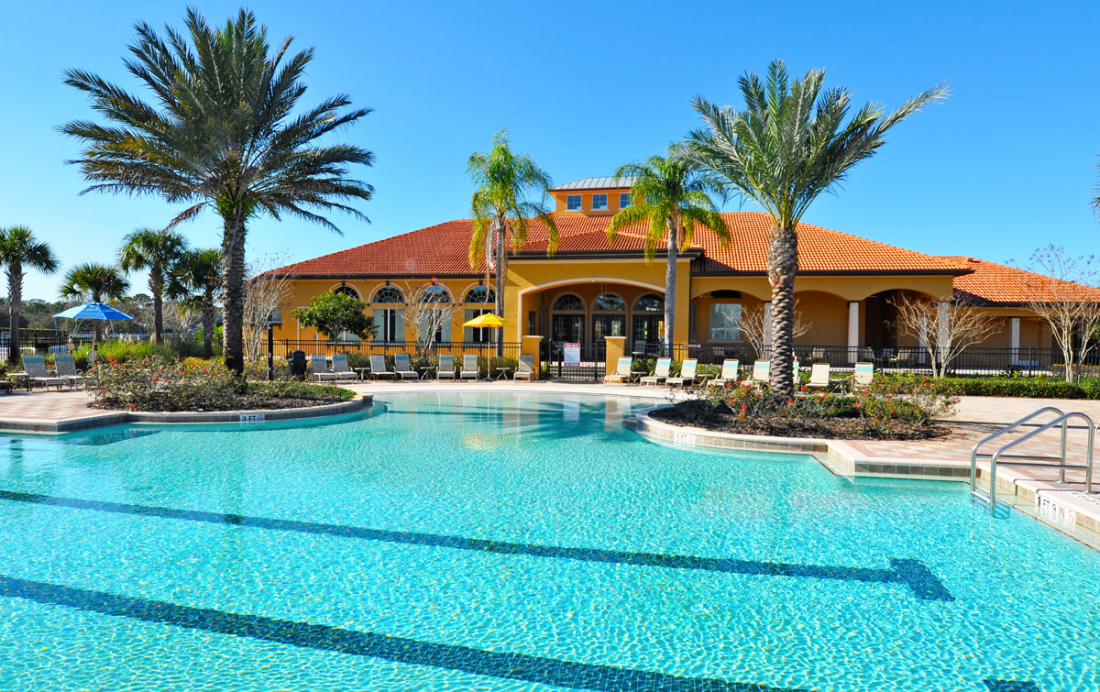 Watersong Resort Community Pool