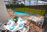 Private Pool and Lanai - Tallboy - 5 Bedroom High Grove Resort area home - Homes4uu