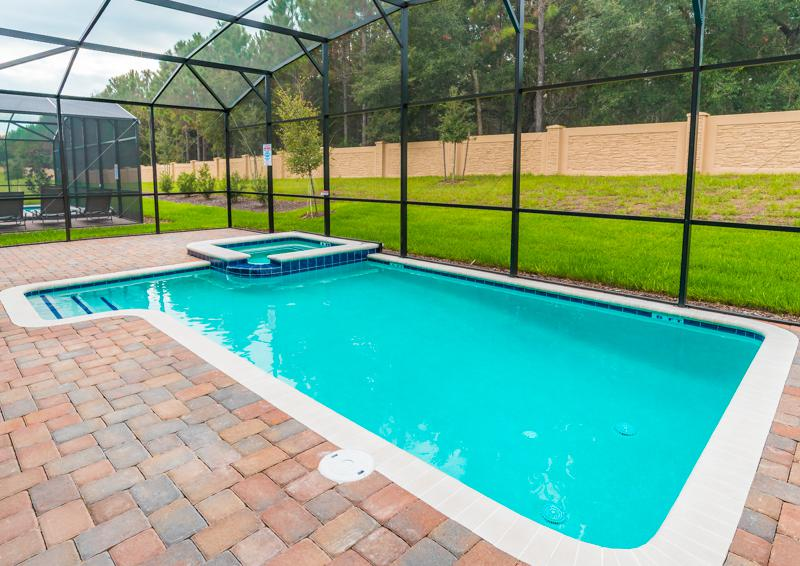 Private Pool - Clove Hitch - 9 bedroom Walt Disney World Area Home - Homes4uu