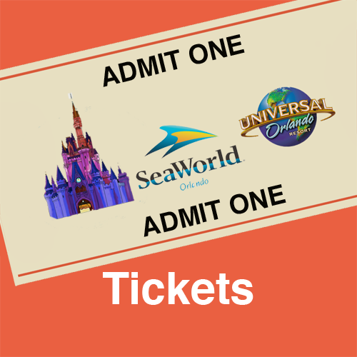 Tickets for Guest Services