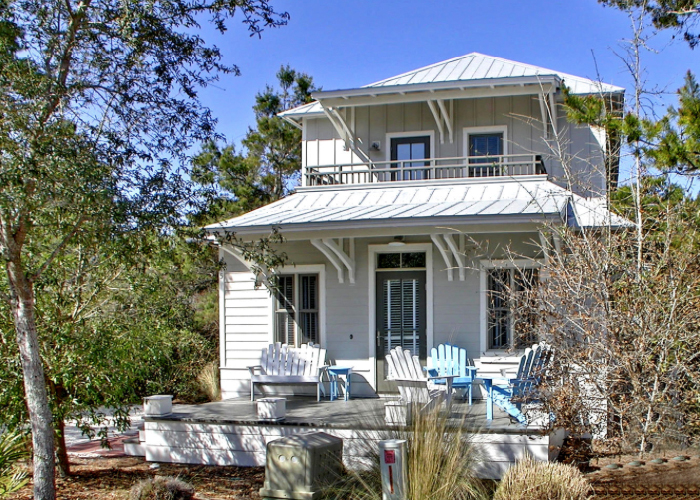 Patina by the Sea - Florida Panhandle Beach Home - Homes4uu