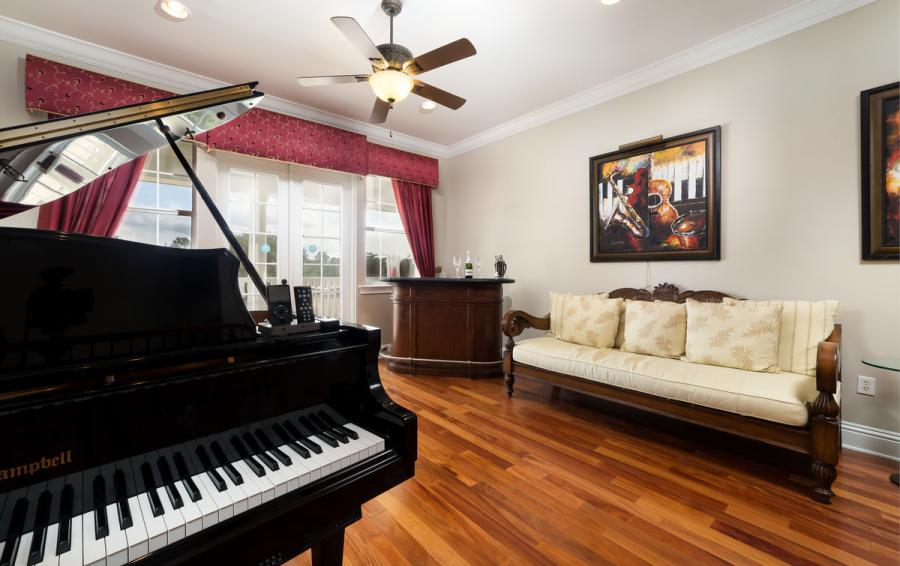 Piano - Reunion Retreat Admiral 7 Bedroom Luxury Reunion Disney Area Vacation Home - Homes4uu