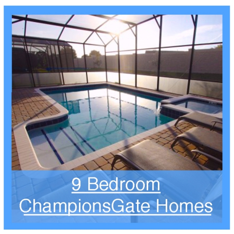 9 Bedroom ChampionsGateHomes
