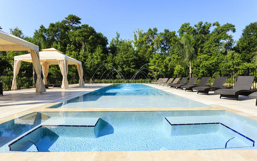Pool-2- Water Features - Flannel - 9 Bedroom Reunion Resort Vacation Mansion - Homes4uu