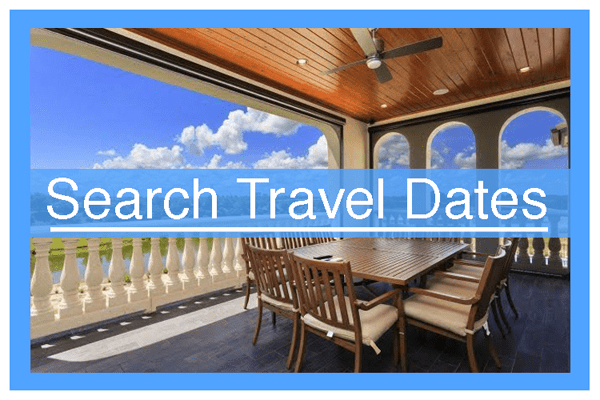 Search Travel Dates