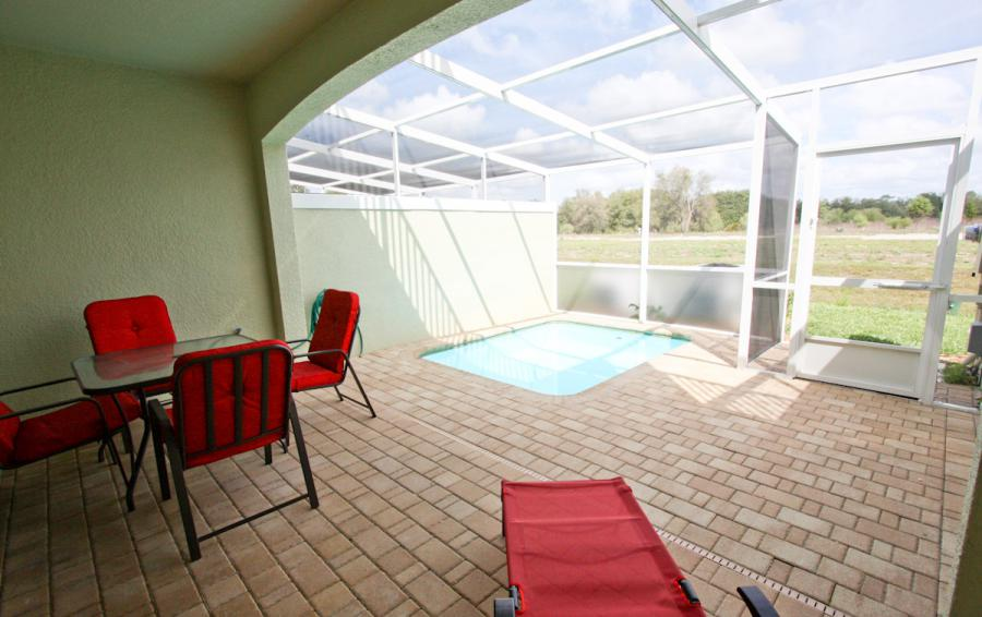 Townhome Pool Deck - Buoy Reverie - Well Appointed 3 Bed Townhouse - Dream Resort - Homes4uu