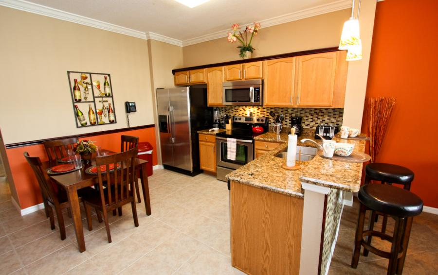 Kitchen - Buoy Reverie - Well Appointed 3 Bed Townhouse - Dream Resort - Homes4uu
