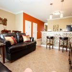 Modern 3 Bedroom Townhouse - Blue Allure - Homes4uu - Dream Resort Family Room