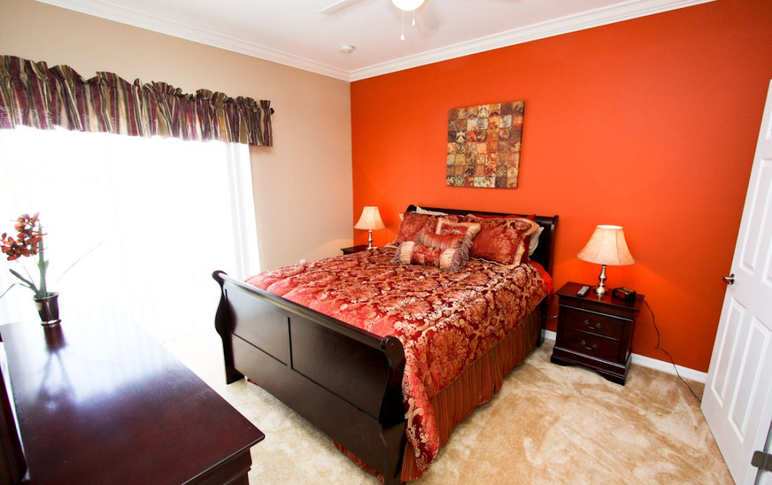 Bedroom 2 - Blue Allure - Well Appointed 3 Bed Townhouse - Dream Resort - Homes4uu