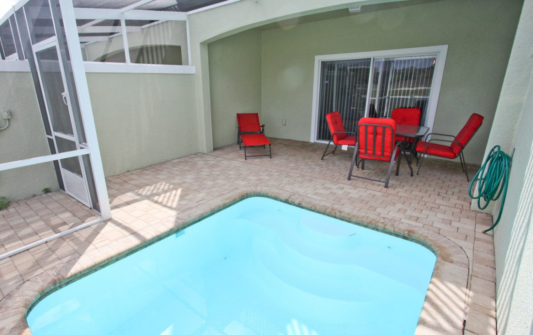 Townhome Pool - Blue Allure - Well Appointed 3 Bed Townhouse - Dream Resort - Homes4uu