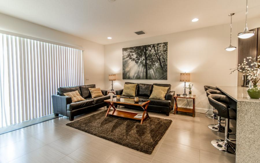 Great Room - Ocean Whisper - 3 Bedroom Townhouse with a Pool - Homes4uu