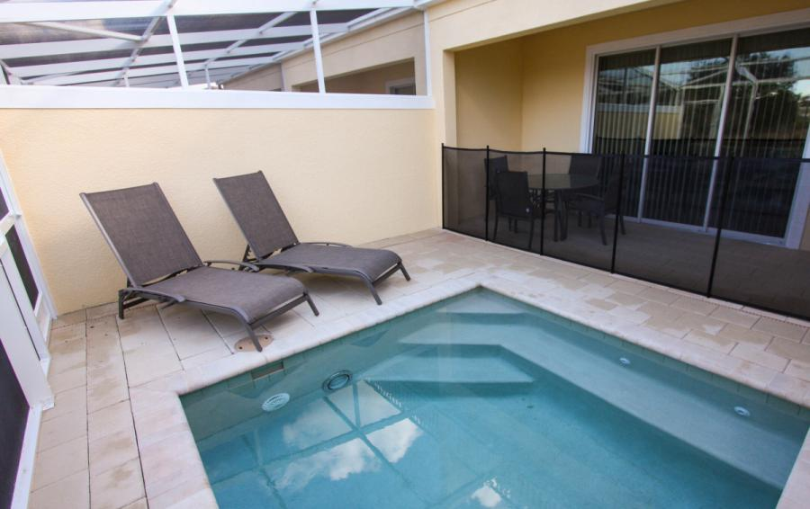 Private Pool - Swift Sails II 3 Bed Vacation Townhouse - Dream Resort - Homes4uu