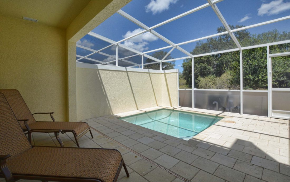 Private Pool 2 - Upper Mainstay 3 Bedroom Beautiful Orlando Townhouse - Dream Resort - Homes4uu