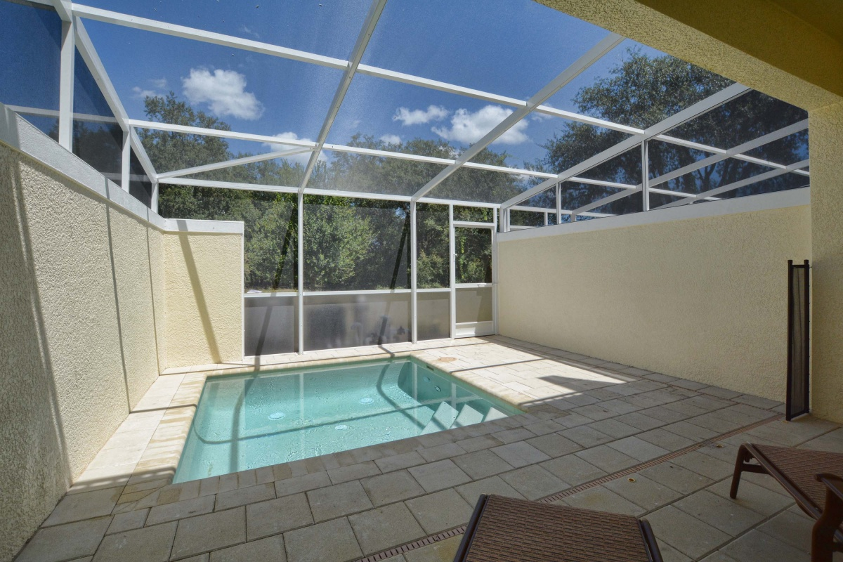 Private Pool 1 - Upper Mainstay 3 Bedroom Beautiful Orlando Townhouse - Dream Resort - Homes4uu