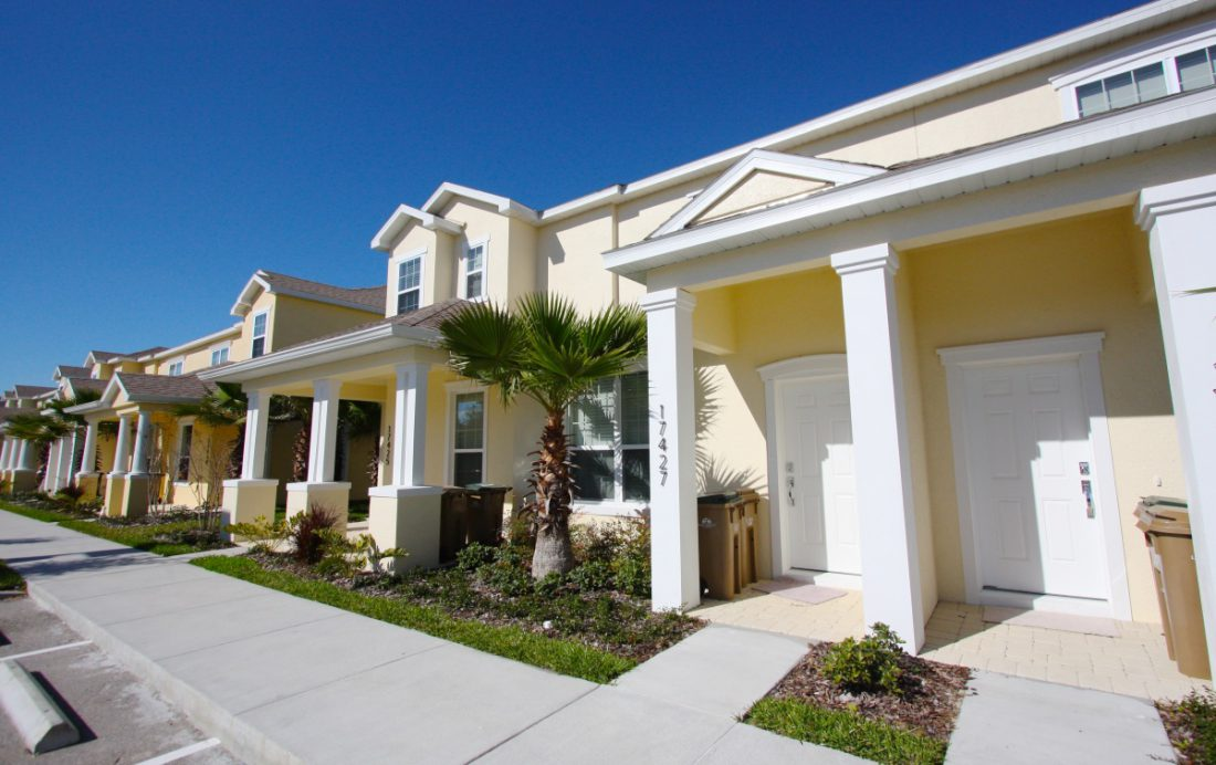 Townhome - Upper Mainstay 3 Bedroom Beautiful Orlando Townhouse - Dream Resort - Homes4uu
