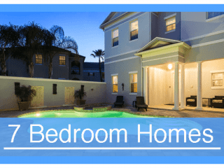 7 Bedroom Vacation Homes