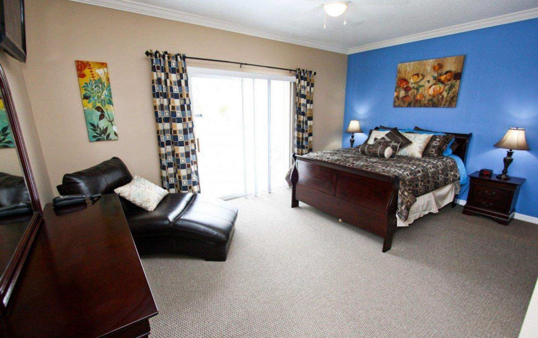 Bedroom 2 - Buoy Reverie - Well Appointed 3 Bed Townhouse - Homes4uu