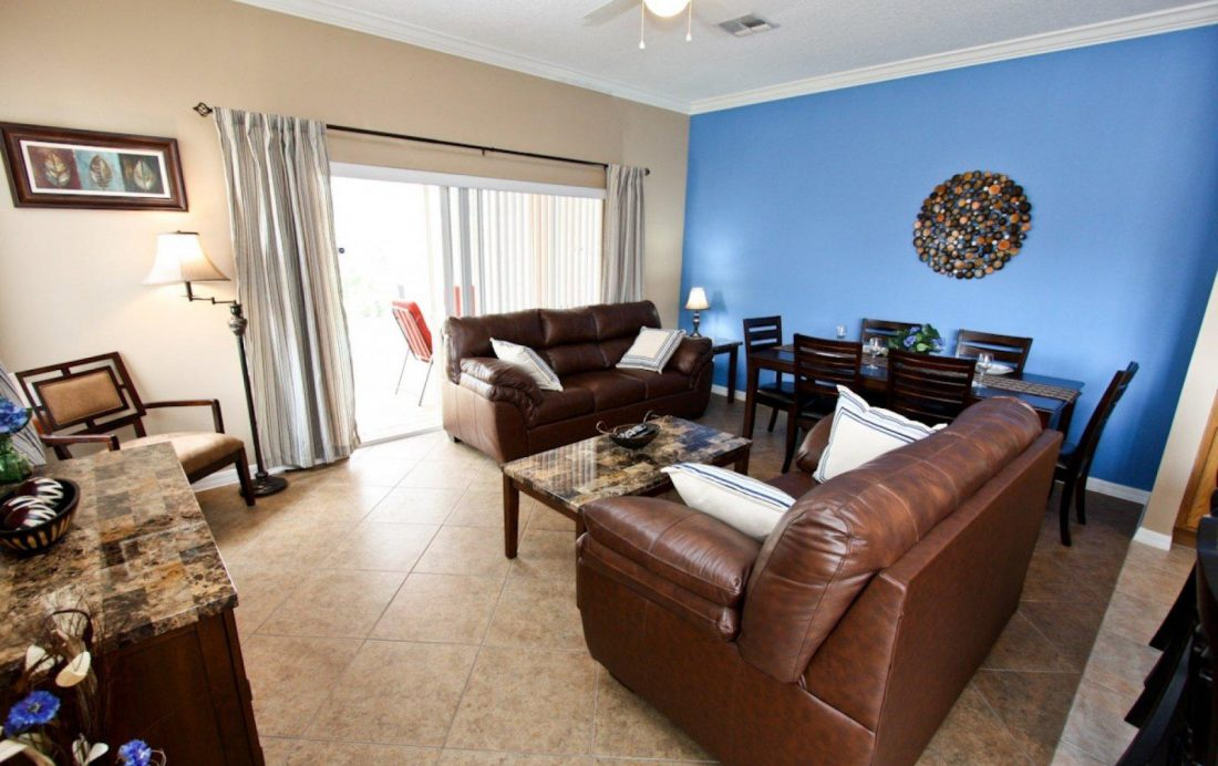 Living Room - Buoy Reverie - Well Appointed 3 Bed Townhouse - Homes4uu