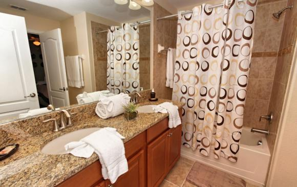 4 Bed Paradise Palms Townhome, Bathroom 2