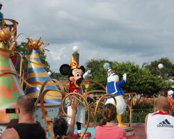10 Ways to Find Mickey Mouse in Walt Disney World