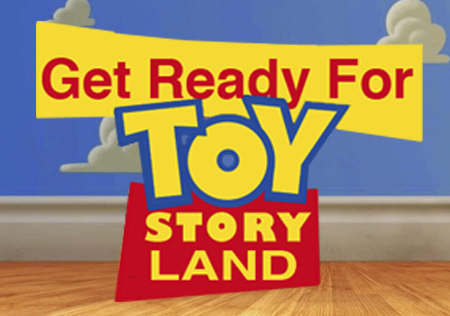 Get Ready for Toy Story Land