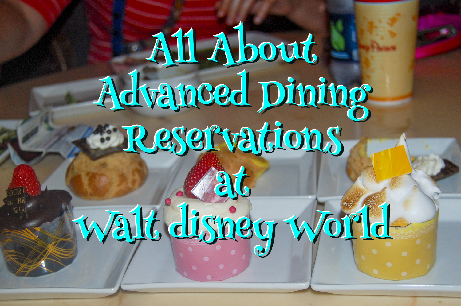 All About Advanced Dining Reservations Inset