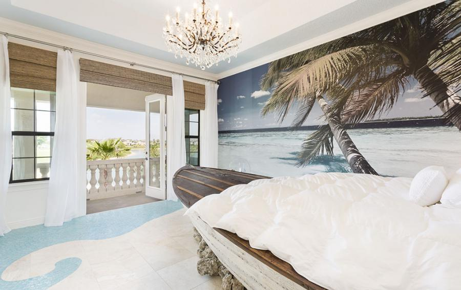 Bedroom 2 Master Suite - Castaway - 5 Bedroom Themed Vacation Home - Homes4uu