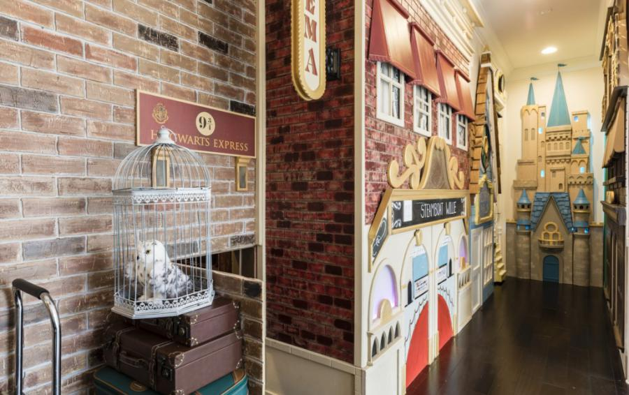 Main Street USA with Cinderella's Castle - Steamboat Willie's Castle - 8 Bedroom Disney Themed Vacation Home - Homes4uu