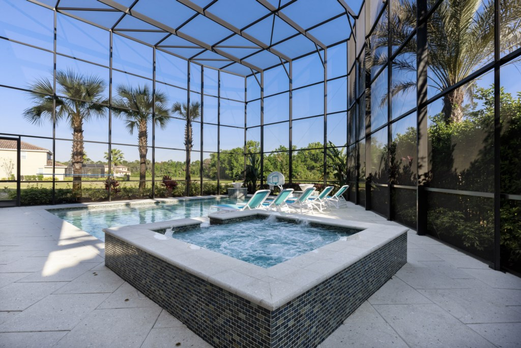 Private Pool and Spa - Hopesail - 10 Bedroom Reunion Resort Vacation Home - Homes4uu