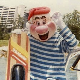 Tracy as Smee
