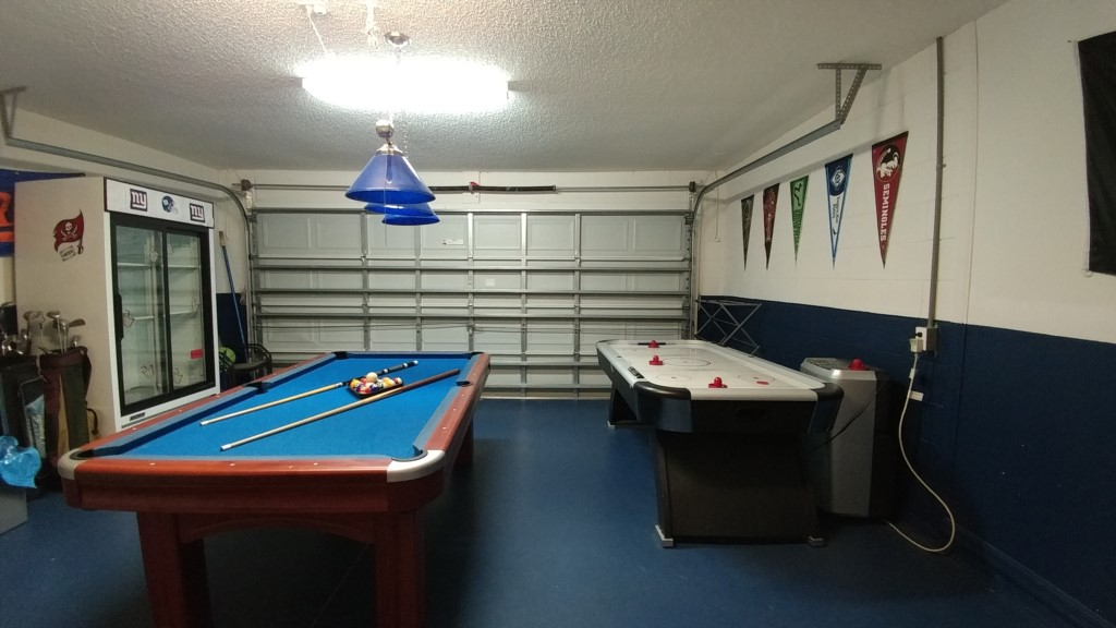 Games Room - Barbados - 4 Bedroom Orlando Area Family Resort Vacation Home - Homes4uu