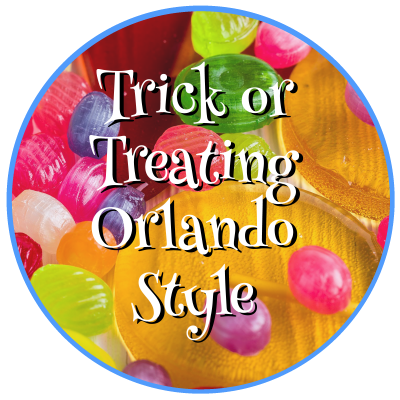 Trick or Treat Orlando Style