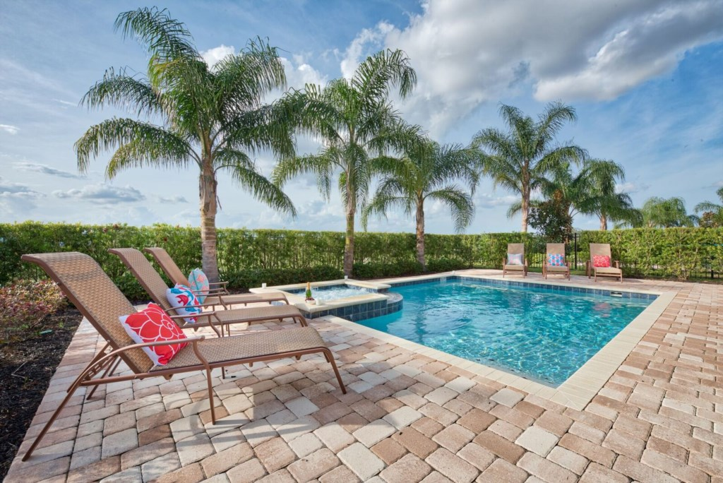 Gorgeous Private Pool - Adriatic - 10 Bedroom Orlando Vacation Home - Homes4uu