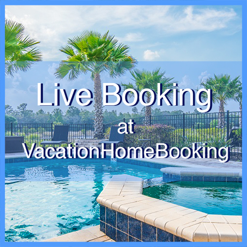 Live Booking at VacationHomeBooking