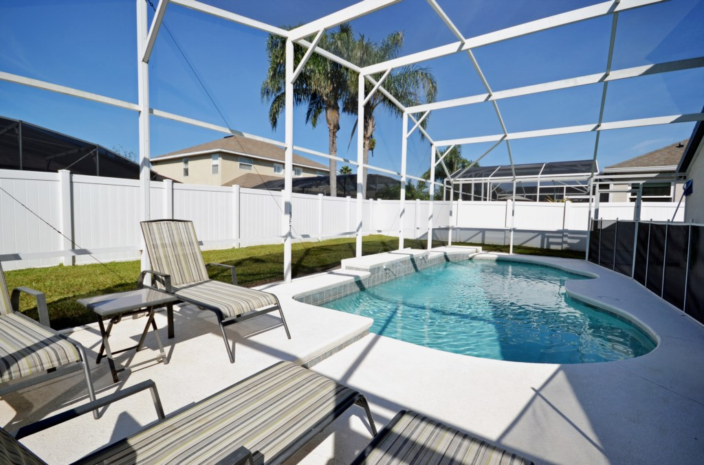 Private Pool - Magical Memories - 4 Bedroom Disney Area Vacation Home - Homes4uu