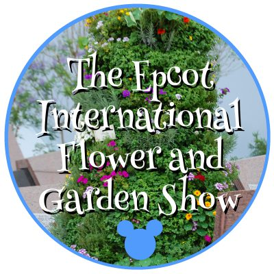 The Epcot International Flower and Garden Show