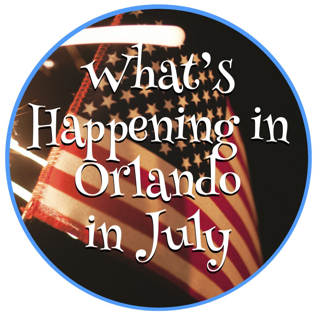 What's Happing in July