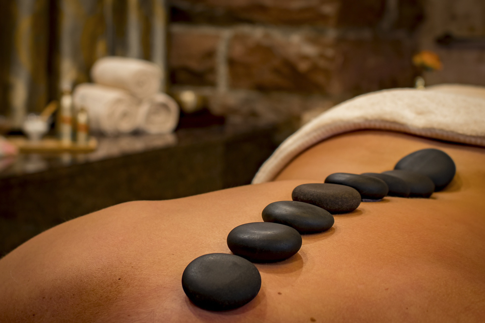 Mother's Spa Day Hot Stones