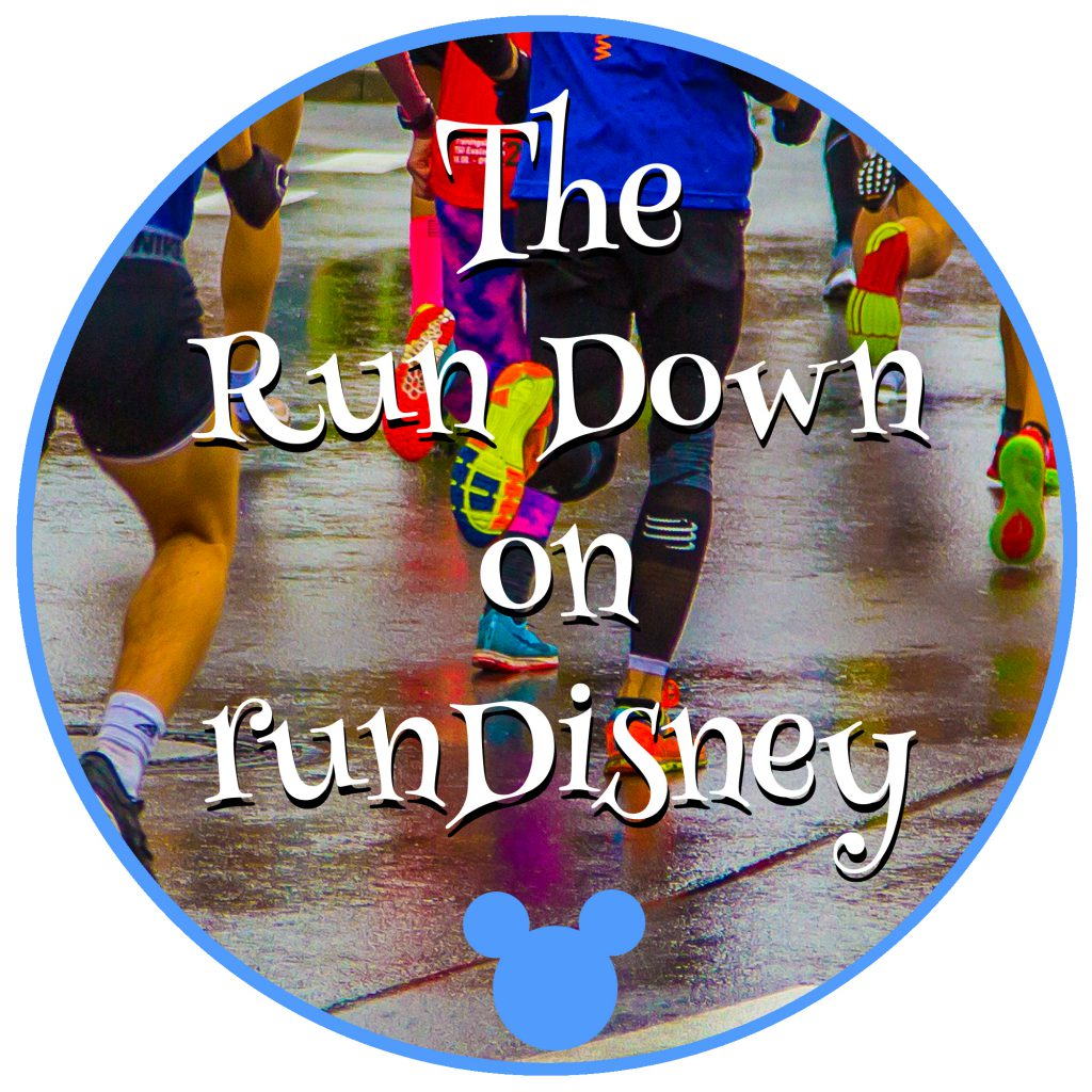 Run Down on Run Disney