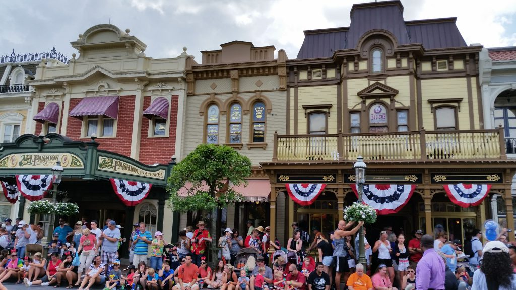 Fourth of July at Disney