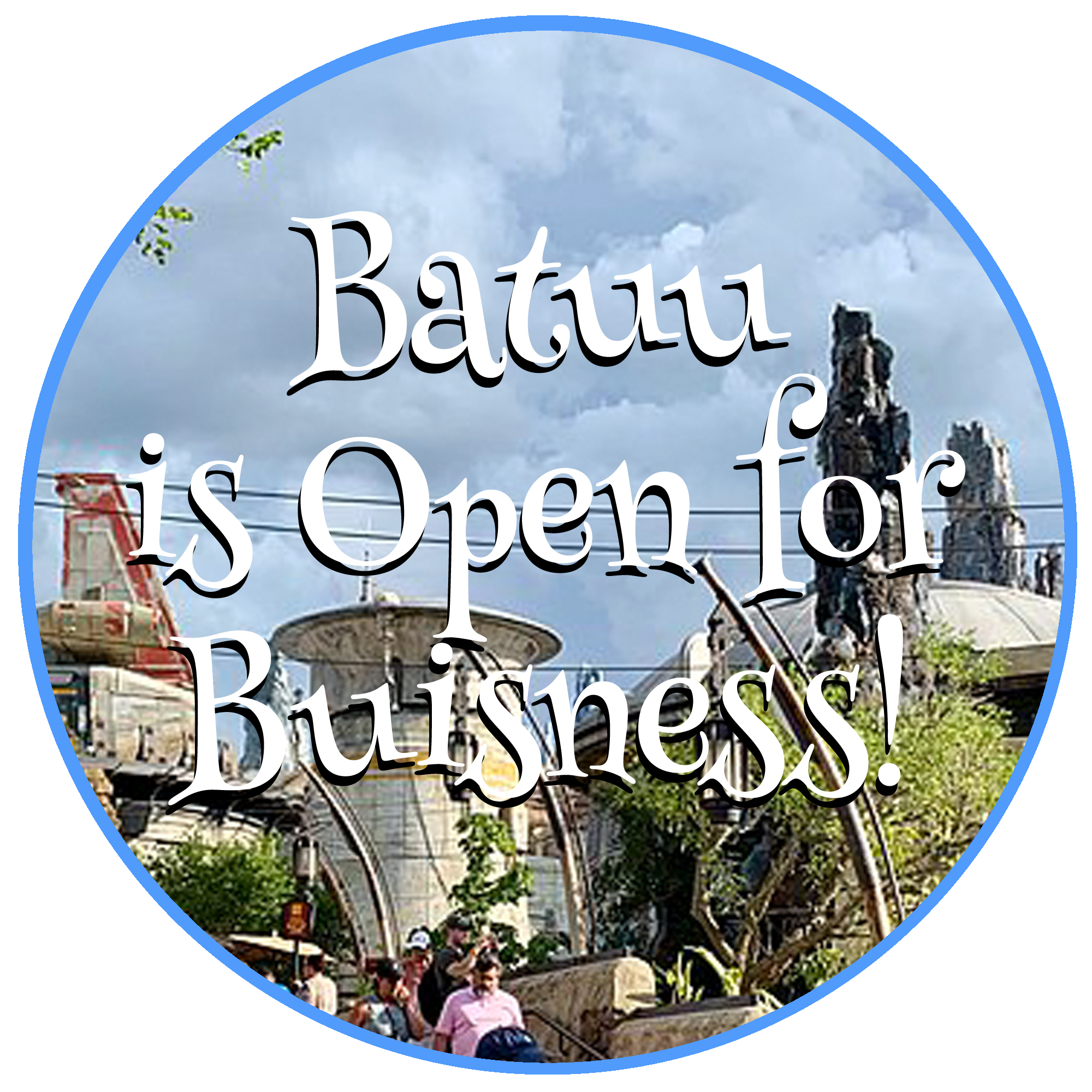 Batuu is Open for Business