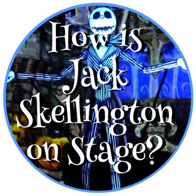 How is Jack Skellington on Stage? A New Era of Story Telling