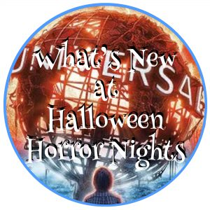 What's New at Universal Halloween Horror Nights 2019