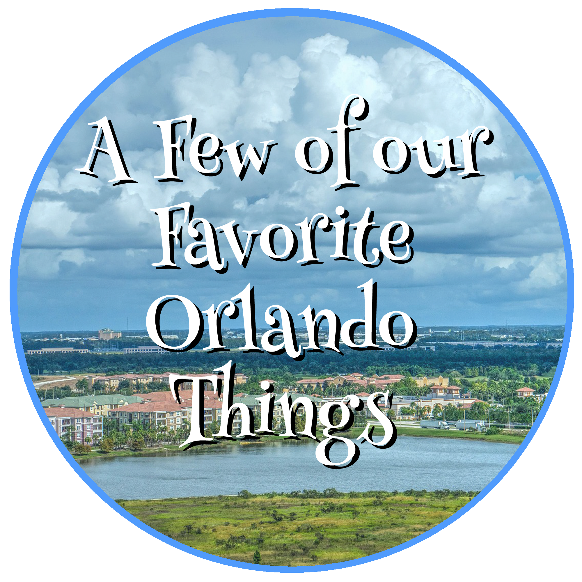 Our Favorite Disney Things